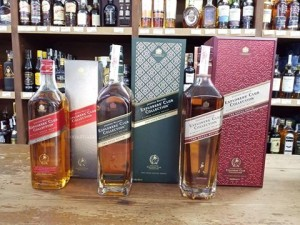 Johnnie Walker Explorers edition